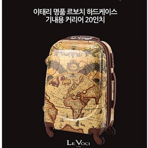 M [Le Voci]르보치 PC 여행용 하드케이스 가방 20인치