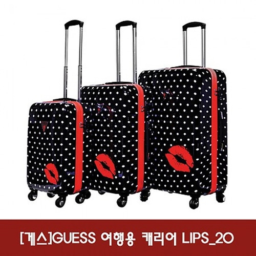 M [게스]GUESS 여행용 캐리어 LIPS_20