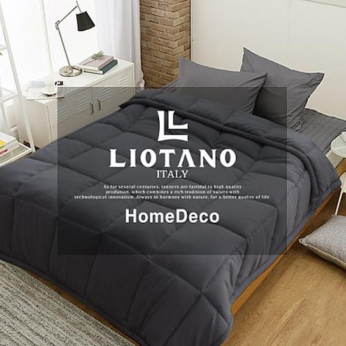 M LIOTANO] 리오타노 이태리 세미극세사 차렵이불(Q) 풀세트 국내산 LT-1117+LT-1118+LT-1119