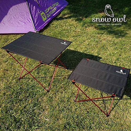 M [스노우아울]초경량 폴딩 롤 테이블(L)