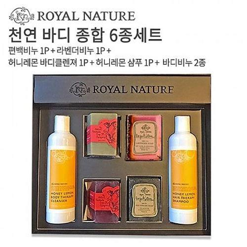M [로얄네이처]핸드메이드 허니바디 종합6종세트