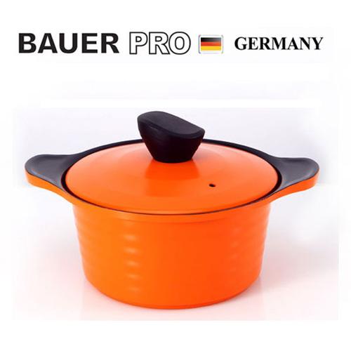 M [BAUER PRO GERMANY] 독일 NEW 바우어 프로 프리미엄 통주물 세라믹 냄비 20cm