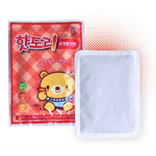 M 핫도리 포켓용핫팩 (주머니용 손난로타입) 100매입