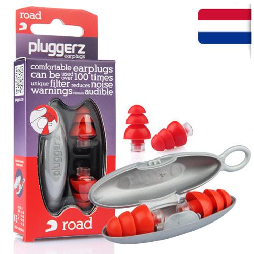 M [Pluggerz] 소음방지 귀마개 플러거즈 도로용 - Pluggerz road