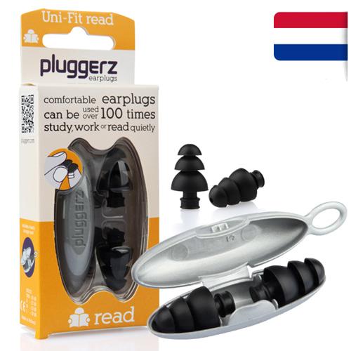 M [Pluggerz] 소음방지 귀마개 플러거즈 공부용 - Pluggerz read