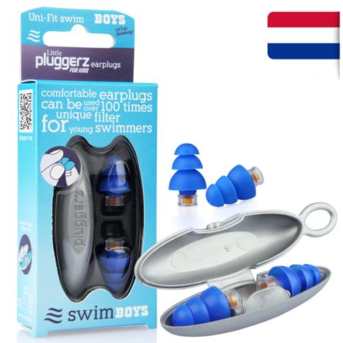 M [Pluggerz] 소음방지 귀마개 플러거즈 수영용 남성- Pluggerz swim Boys
