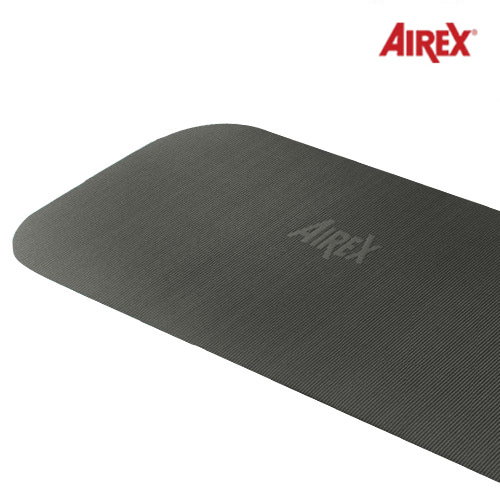 M [AIREX] 에어렉스 코로나200 요가매트 차콜 (200x100x1.5cm)