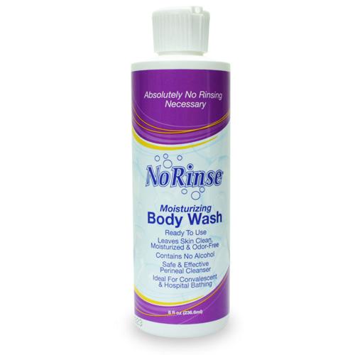 M [CleanLife] 물없이 사용하는 노린스 바디워시 8floz (236.6ml)