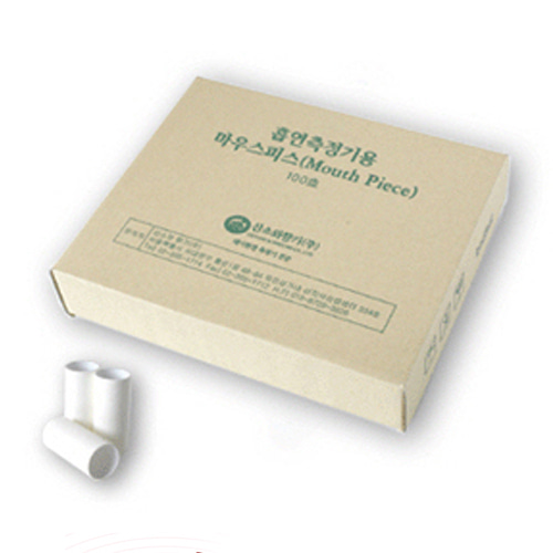 M [MICRO MEDICAL] 흡연측정기 마우스피스 리필 1박스 (100개입)