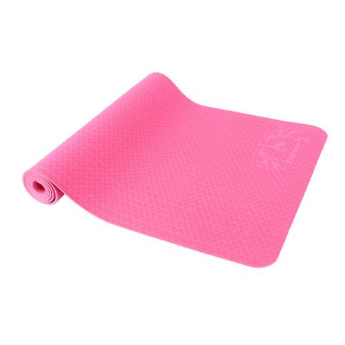 M [IWANNA] 아이워너 TPE 요가매트 6mm 핑크
