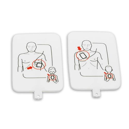 M 프레스탄 교육용 자동제세동기(심장충격기) AEDUT-105 전용패드