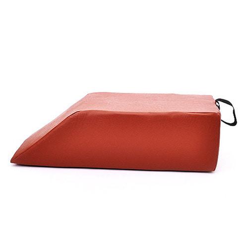 M 국산 사선형 다리걸이(다리베개) 검정색 (300 × 400 × 150mm)