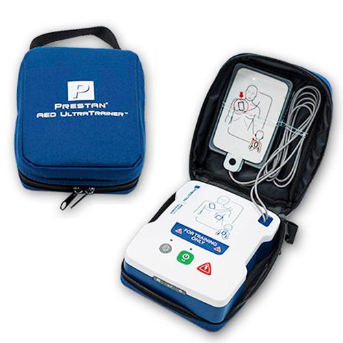 M 프레스탄 교육용 자동제세동기(심장충격기) AEDUT-105