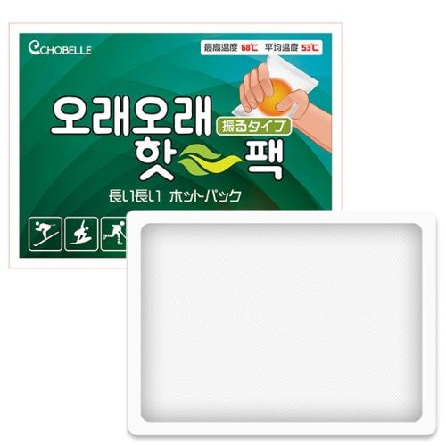 M 에코벨 오래오래핫팩 미니 흔드는손난로형 1매