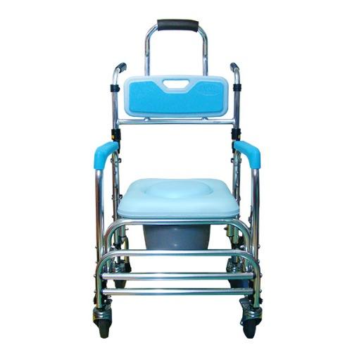 M 케어맥스 스테인레스 목욕의자 이동변기 SHC-200