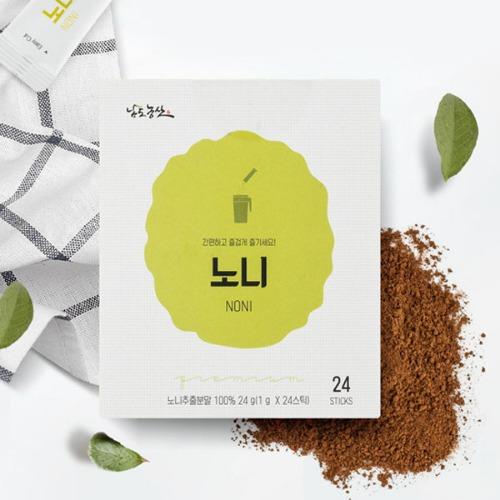 M 남도농산 노니차 1g x 24스틱 - 노니분말차