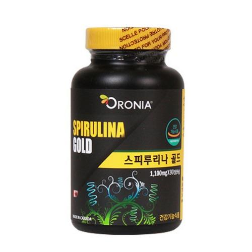 M 오로니아 스피루리나골드 90캡슐