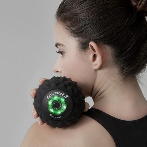 M 트라택 진동마사지볼 액티브볼S - 휴대용운동기기