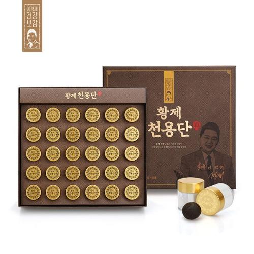 M 이경제 황제천용단 진 3.75 x 30환 + 쇼핑백