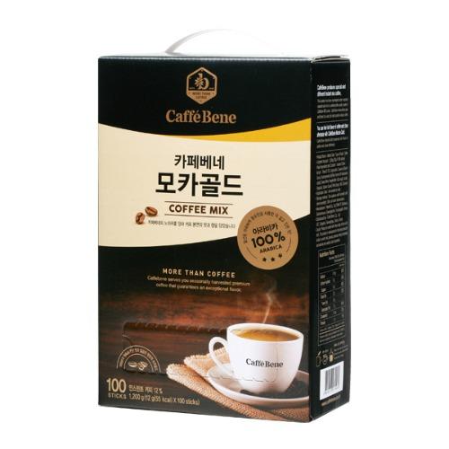 M 카페베네 모카골드 믹스커피 12g X 800T - 커피믹스