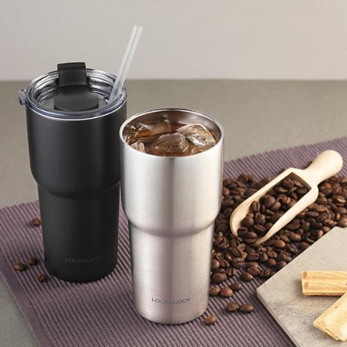 M 락앤락 커피한잔 스윙텀블러 - 보온텀블러 보냉텀블러