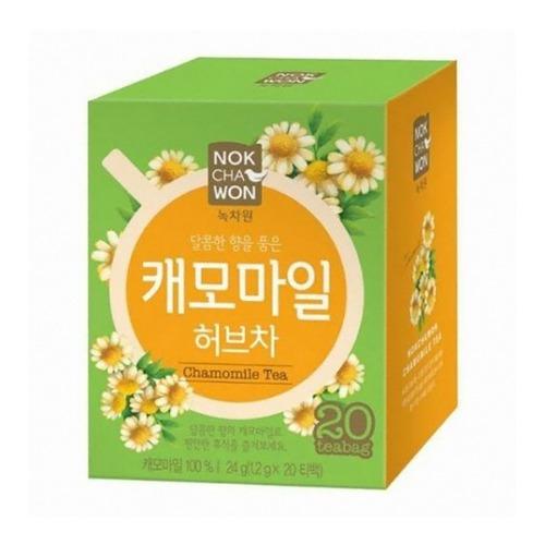 M 녹차원 캐모마일 허브티 20T X 12갑