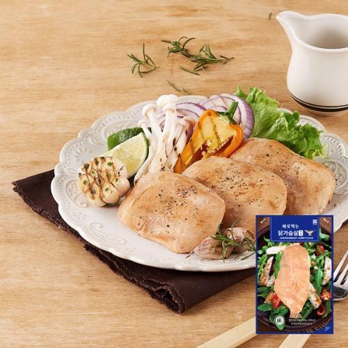 M 아침 바로먹는 닭가슴살 무염 100g x 10팩