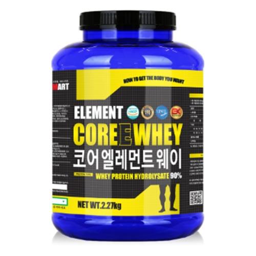 M 단백질보충제 코어E 엘레먼트 웨이 2.27kg - 헬스보충제