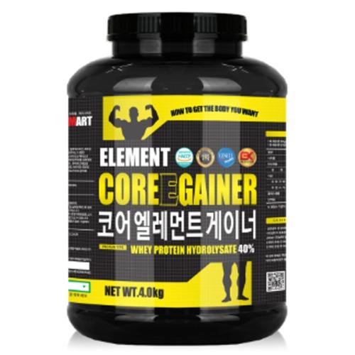 M 단백질보충제 코어E 엘레먼트 게이너 4kg - 헬스보충제