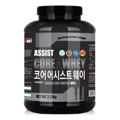 M 단백질보충제 코어A 어시스트 웨이 2.27kg - 헬스보충제