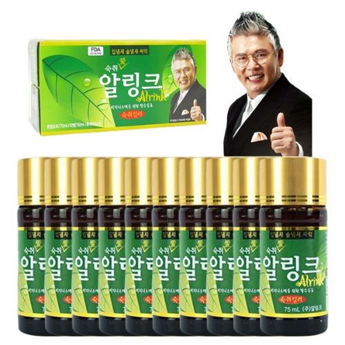 M 숙취애 알링크 75ml x 20병 - 숙취해소음료