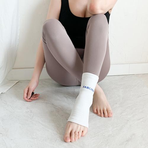 M [SABONA] 사보나 구리섬유 발목보호대 - AnkleSupport