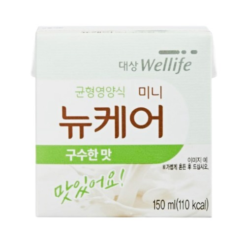 M 뉴케어 미니 구수한맛 150ml x 30팩 - 환자영양식