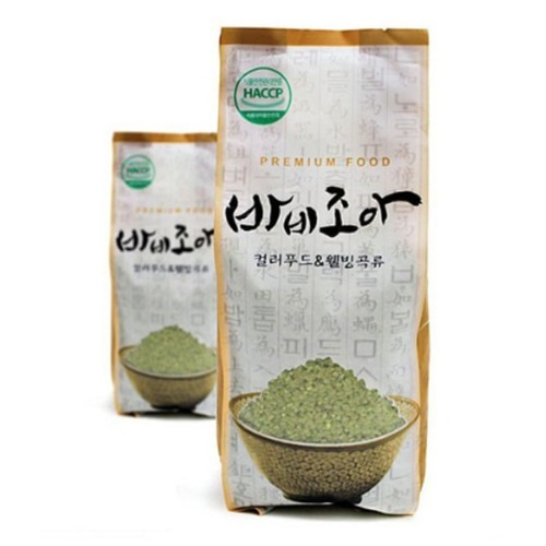 M 바비조아 시금치미 1kg x 1팩 - 시금치쌀