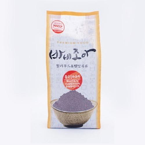 M 바비조아 홍국산수유미 1kg x 1팩 - 홍국산수유쌀