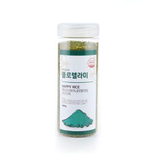 M 바비조아 클로렐라쌀 450g x 1통