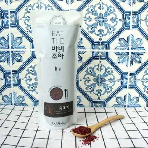 M 바비조아 홍국미 1kg x 1팩 - 홍국쌀
