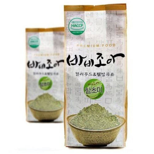 M 바비조아 함초미 1kg x 1팩 - 함초쌀
