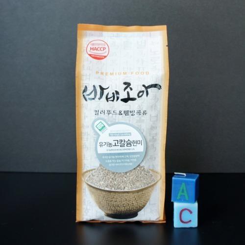 M 바비조아 유기농 고칼슘현미 1kg x 1팩