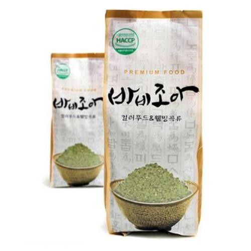 M 바비조아 케일미 1kg x 1팩 - 케일쌀
