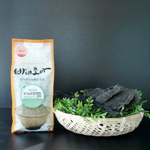 M 바비조아 유기농 모듬해초현미 1kg x 1팩