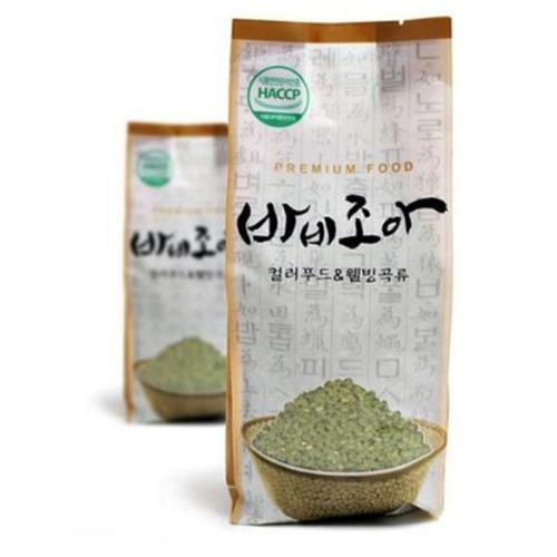 M 바비조아 양배추미 1kg x 1팩 - 양배추쌀