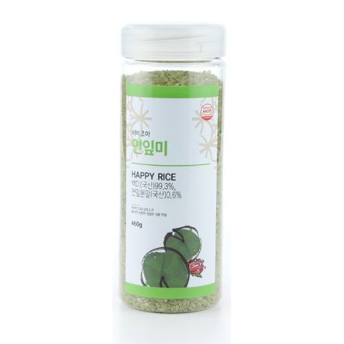M 바비조아 연잎미 450g x 1통 - 연잎쌀