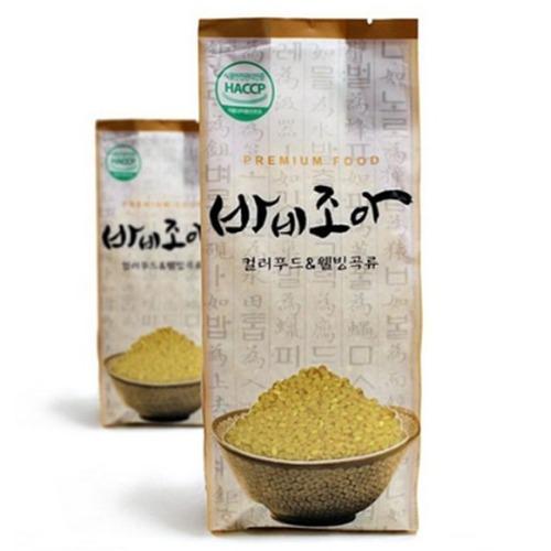 M 바비조아 양파미 1kg x 1팩 - 양파쌀