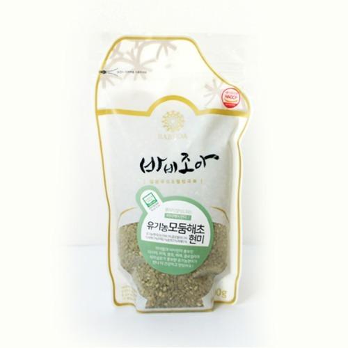 M 바비조아 유기농 모듬해초현미 500g x 1팩