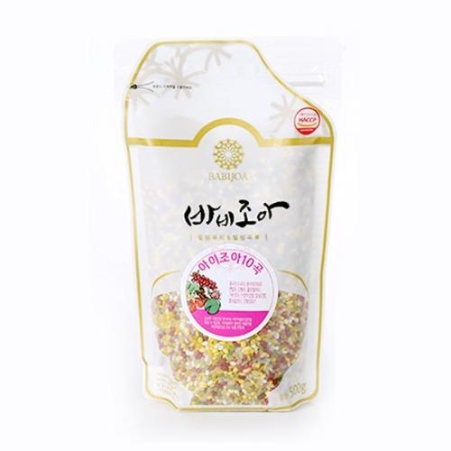 M 바비조아 아이조아10곡 500g x 1팩 - 혼합곡쌀