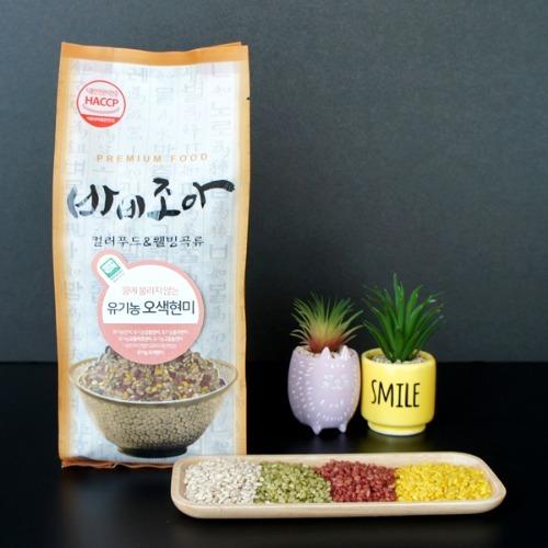 M 바비조아 유기농 오색현미 1kg x 1팩