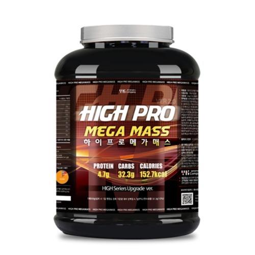 M 단백질보충제 하이 프로 메가매스 4kg - 헬스보충제