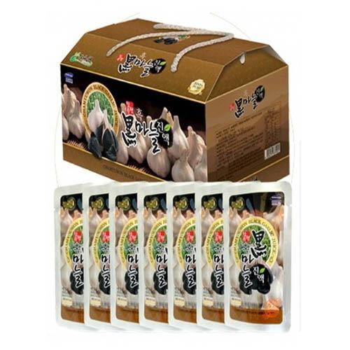M [참토식품] 국내산100% 참유원 흑마늘골드 1박스 (80ml x 30포)