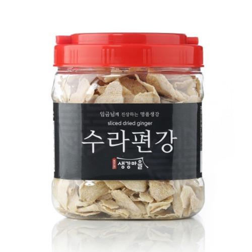 M 봉동생강마을 수라편강 400g - 생강과자 영양간식